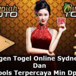 Agen Togel Online Sydney Dan PCSO Pools Terpercaya Min Dp 10 Ribu