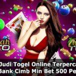 Bandar Judi Togel Online Terpercaya 2020 Bank Cimb Min Bet 500 Perak