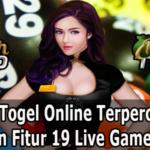 Bandar Togel Online Terpercaya 2020 Dengan Fitur 19 Live Games Casino