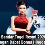 Bandar Togel Resmi 2020 Deposit Ringan Dapat Bonus Hingga Ratusan !