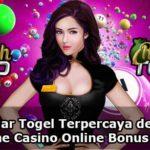 Bandar Togel Terpercaya dengan 19 Game Casino Online Bonus Terbesar