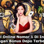 Bo Togel Online Nomor 1 Di Indonesia Dengan Bonus Depo Terbesar