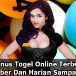 Bonus Togel Online Terbesar New Member Dan Harian Sampai 100 Ribu