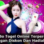 Daftar Bo Togel Online Terpercaya 2020 Dengan Diskon Dan Hadiah Besar