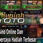 Situs Live Casino Online Dan Bo Togel Terpercaya 2020 Hadiah Terbesar